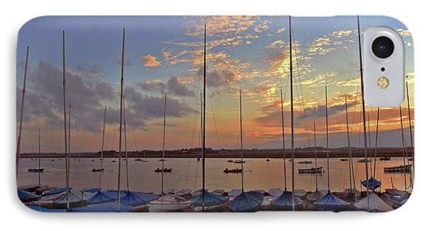 IPhone Case featuring the photograph Estuary Evening by Anne Kotan