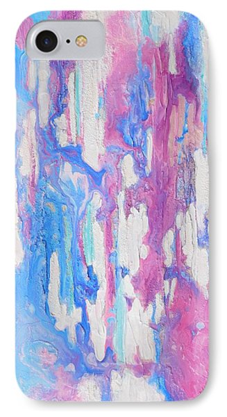 Eternal Flow IPhone Case by Irene Hurdle