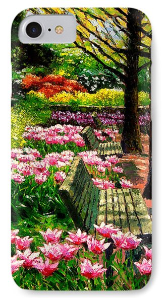 Eternal Spring Phone Case by John Lautermilch