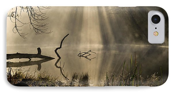 IPhone Case featuring the photograph Ethereal - D009972 by Daniel Dempster