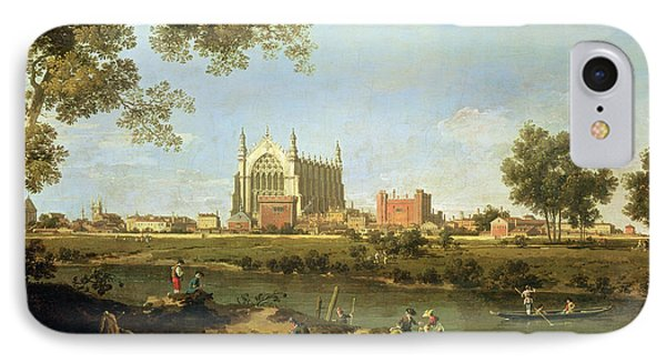 Eton College IPhone Case by Canaletto