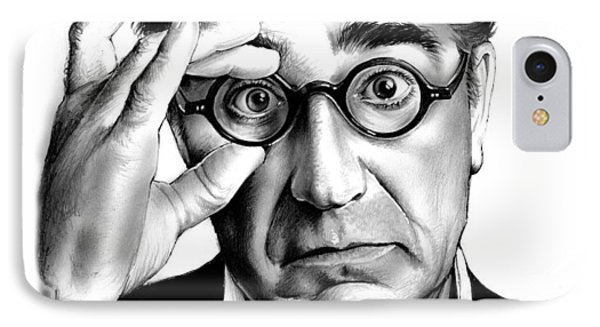 Eugene Levy IPhone Case by Greg Joens