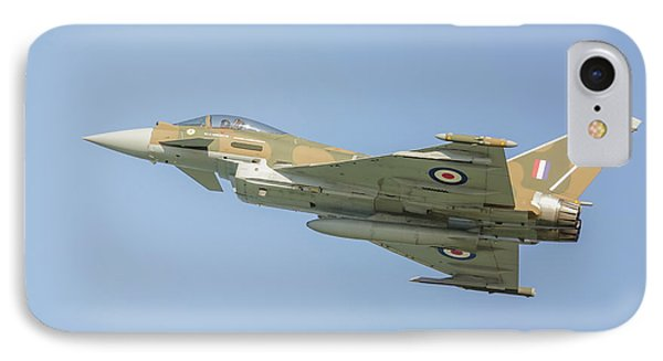 Euro Fighter IPhone Case by Roy McPeak