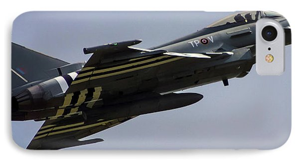 Eurofighter IPhone Case by Martin Newman