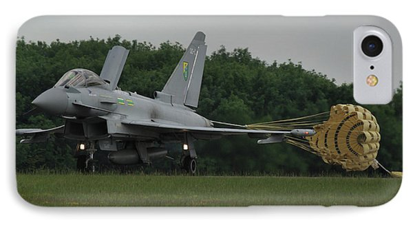 Eurofighter Typhoon Fgr4 IPhone Case by Tim Beach