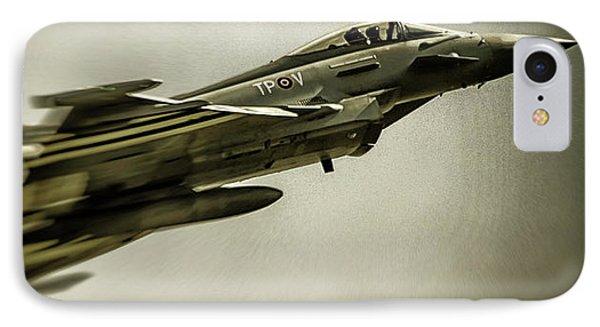 Eurofighter Typhoon IPhone Case