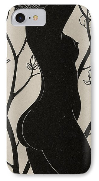 Eve IPhone Case