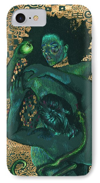 IPhone Case featuring the painting Eve by Ragen Mendenhall