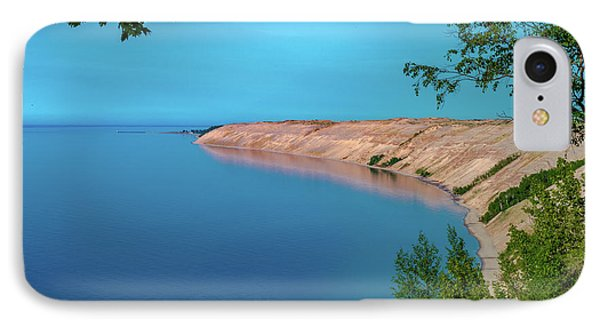 Eveing Light On Grand Sable Banks IPhone Case