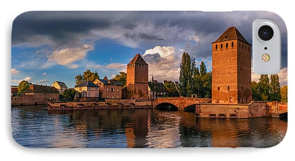 Evening After The Rain On The Ponts Couverts IPhone Case by Dmytro Korol