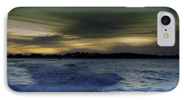 Evening Approaches  IPhone Case by Debra Forand