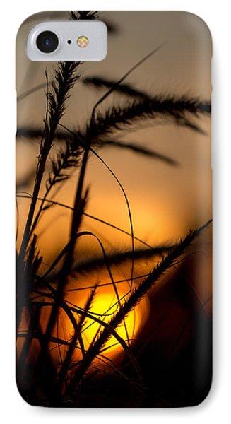 Evening Arrives IPhone Case