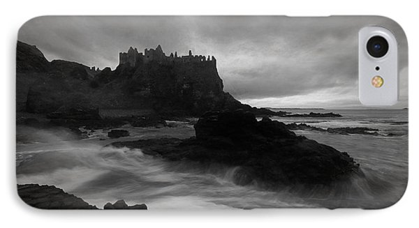 Evening At Dunluce IPhone Case by Roy  McPeak
