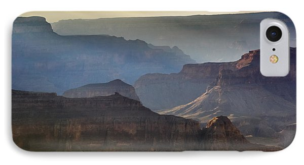 IPhone Case featuring the photograph Evening At Pima Point by Beverly Parks