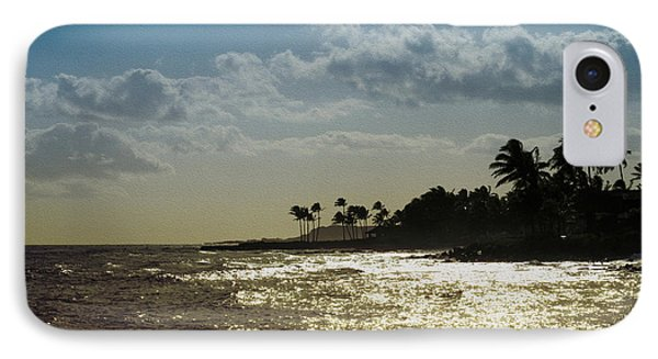 Evening At Poipiu Kauai IPhone Case
