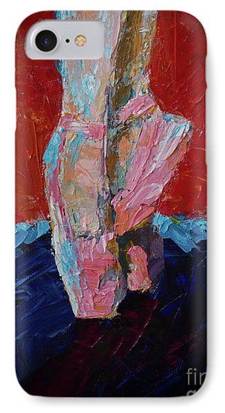 Evening At The Ballet IPhone Case by Robert Yaeger