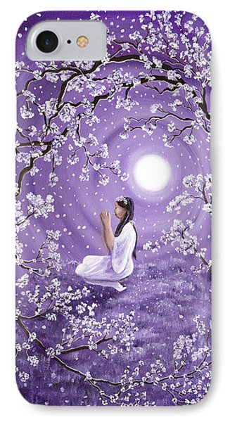 Evening Blessing IPhone Case