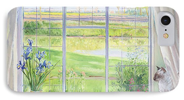 Evening Breeze IPhone Case by Timothy Easton