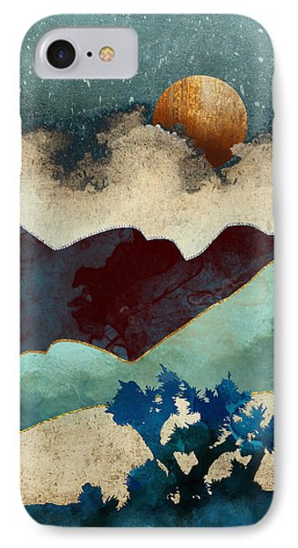 Evening Calm IPhone Case by Spacefrog Designs