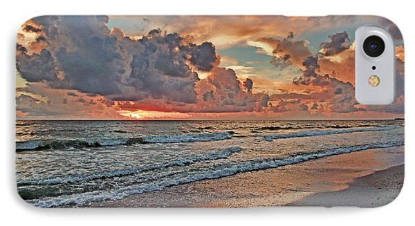Evening Clouds IPhone Case by HH Photography of Florida
