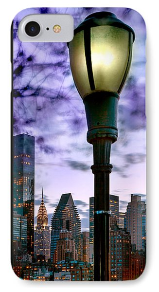 Evening Glow IPhone Case by Az Jackson