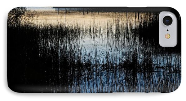 Evening Glow IPhone Case by Mary Wolf