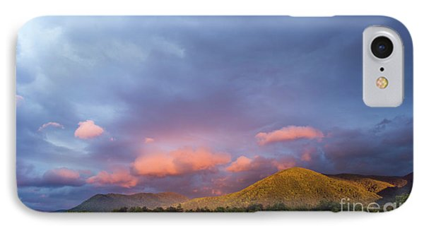 IPhone Case featuring the photograph Evening In Cades Cove - D009913 by Daniel Dempster