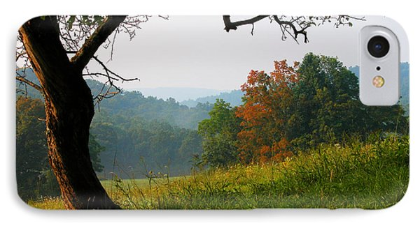 Evening In The Pasture Phone Case by Thomas R Fletcher