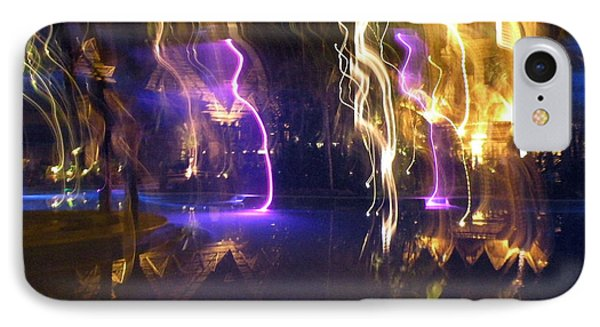 IPhone Case featuring the photograph Evening Light Show At The Grand Mayan by Dianne Levy