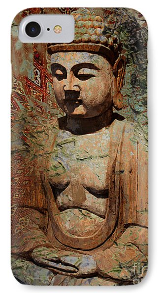 Evening Meditation Phone Case by Christopher Beikmann