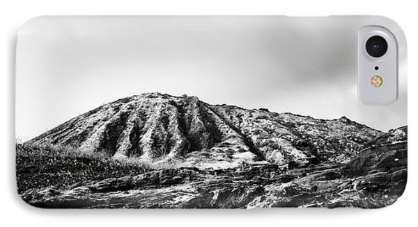 Evening On Koko Crater Phone Case by Charmian Vistaunet