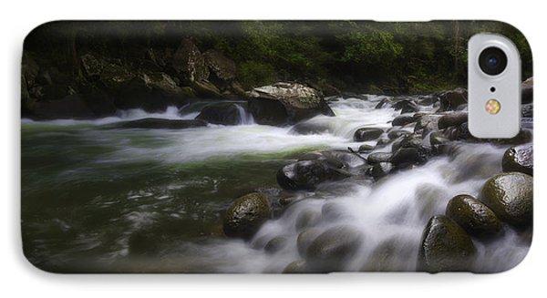 Evening On The Sarapiqui River IPhone Case