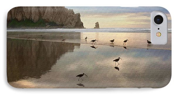 Evening Reflection Phone Case by Sharon Foster
