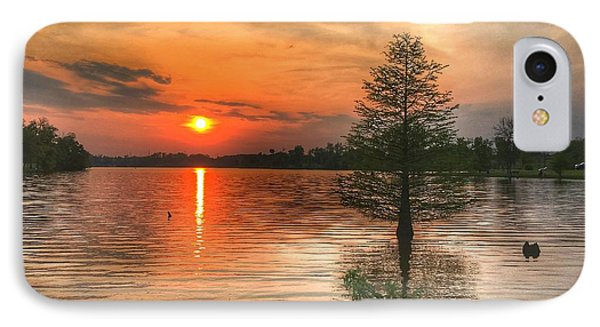 Evening Serenity  IPhone Case