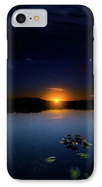 Evening Shades IPhone Case