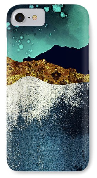 Landscapes iPhone 7 Case - Evening Stars by Katherine Smit