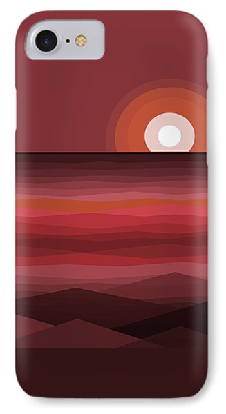 Evening Sunset IPhone Case