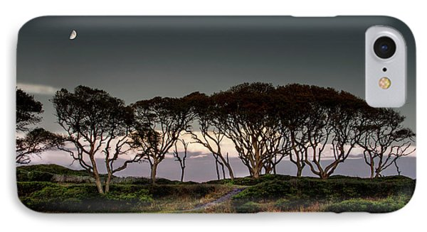 Dusk At Fort Fisher IPhone Case