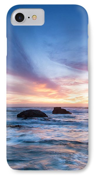 Evening Waves IPhone Case by Catherine Lau