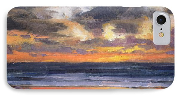 Pacific Ocean iPhone 7 Case - Eventide by Steve Henderson