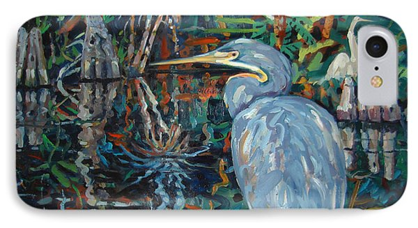 Everglades IPhone Case by Donald Maier
