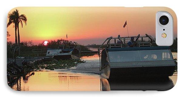 Everglades Sunset IPhone Case