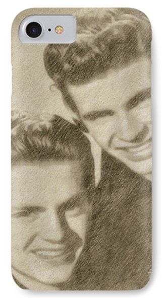 Everly Brothers IPhone Case