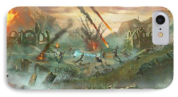 Everquest Battlegrounds IPhone Case