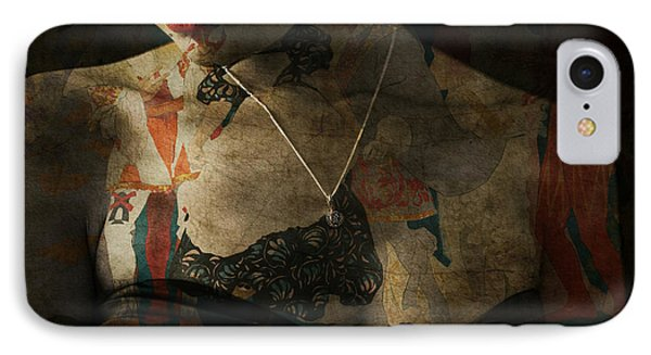 Every Picture Tells A Story IPhone Case by Paul Lovering
