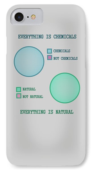 Everything Is IPhone Case by Ivana Westin