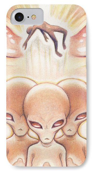 Evil Intentions IPhone Case
