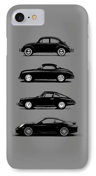 Evolution IPhone 7 Case by Mark Rogan