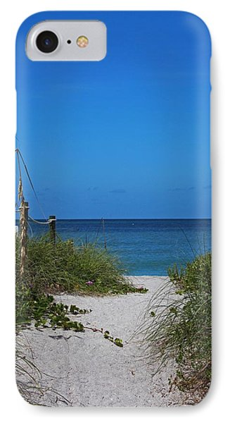 IPhone Case featuring the photograph Exclusively Captiva by Michiale Schneider