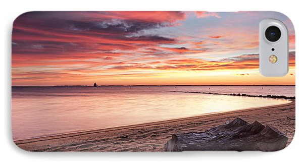 IPhone Case featuring the photograph Exhale by Edward Kreis